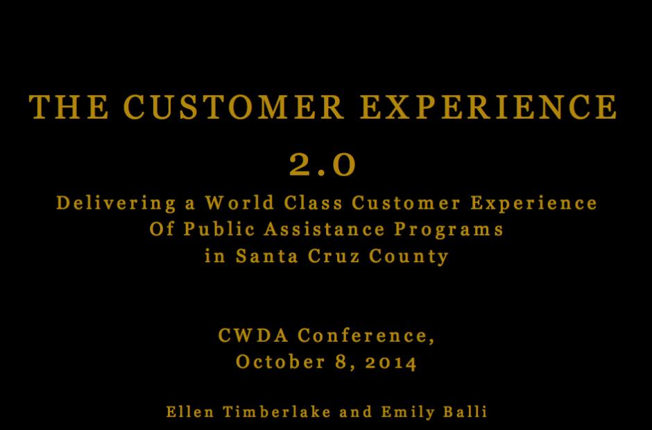 2014 Conference Presentations - County Welfare Directors ...